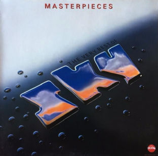 Sky - Masterpieces: The Very Best Of Sky (LP) (EX/VG-)